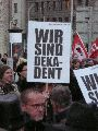 Bildung, Demonstration